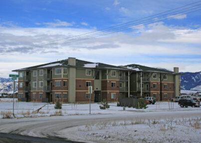 The Bozeman Peaks Apartment Complex